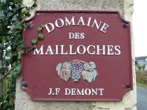 Domaine des Mailloches